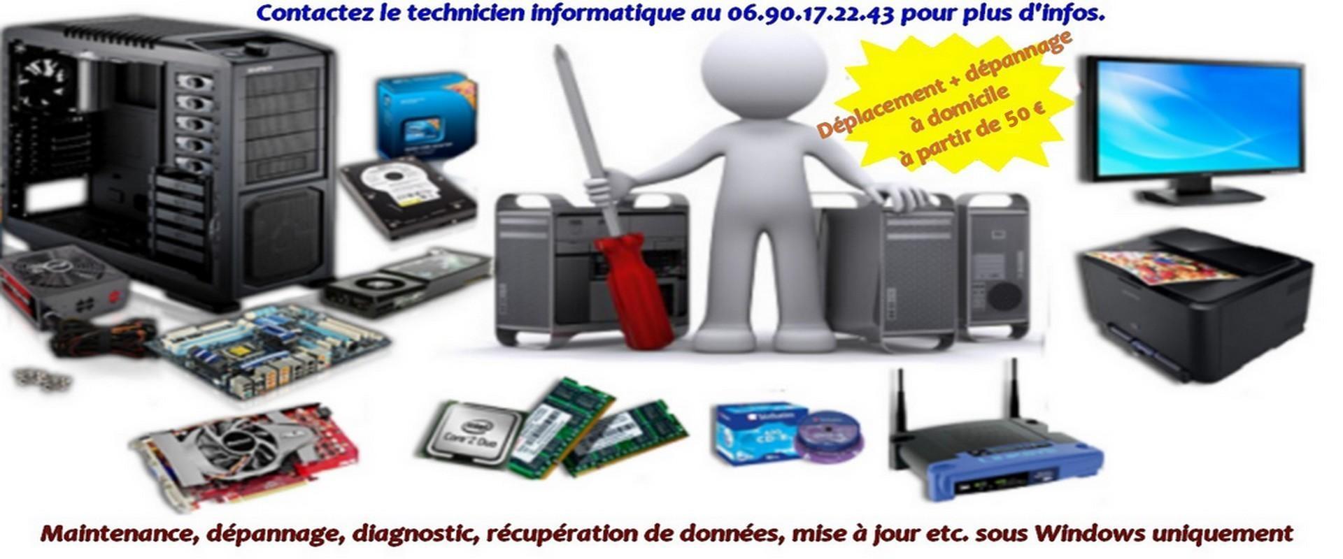 Bienvenue Sur HiGh Tech Informatique - Maintenance et Montage sur votre PC